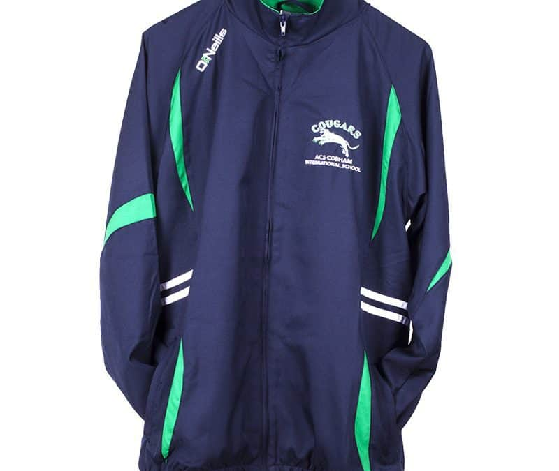 ACS Travel Tracksuit Top.