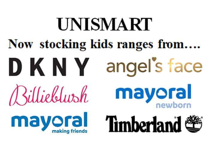 unismart brands stocked